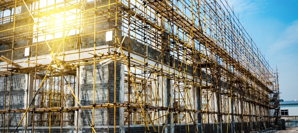 İnşaat malzemeleri sanayisi 2021'e sınırlı bir ihracat artışı ile başladı.